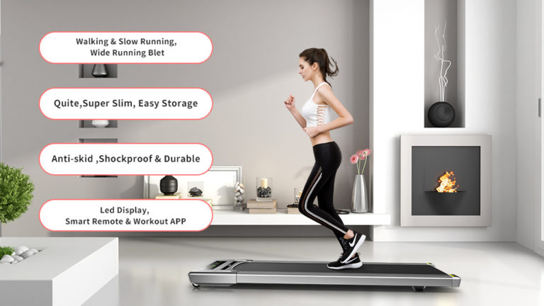 Top 5 Portable Folding Mini Treadmill