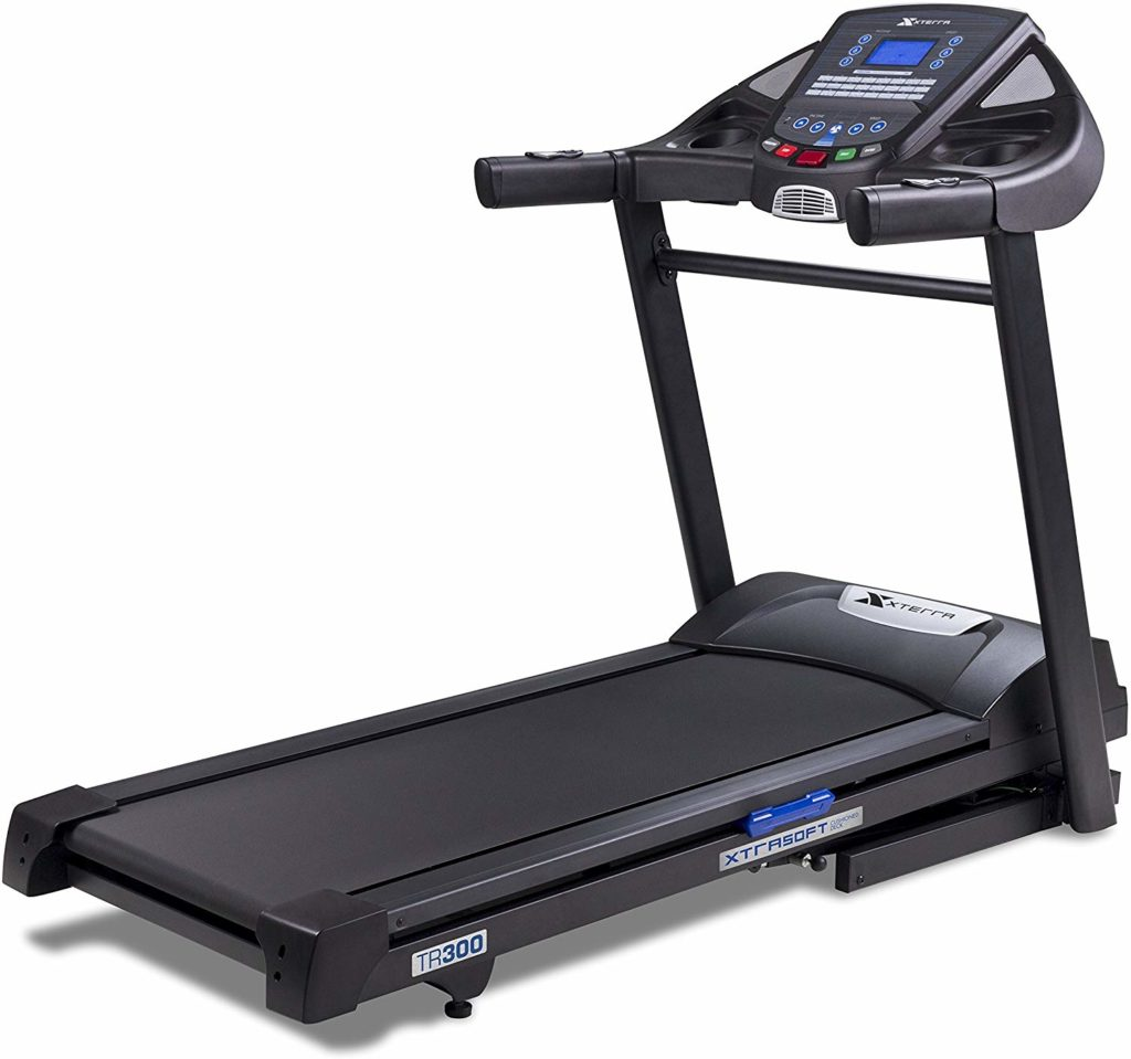 Xterra Best Treadmill For Small Spaces