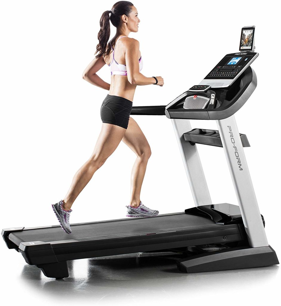 Best treadmill for marathon training