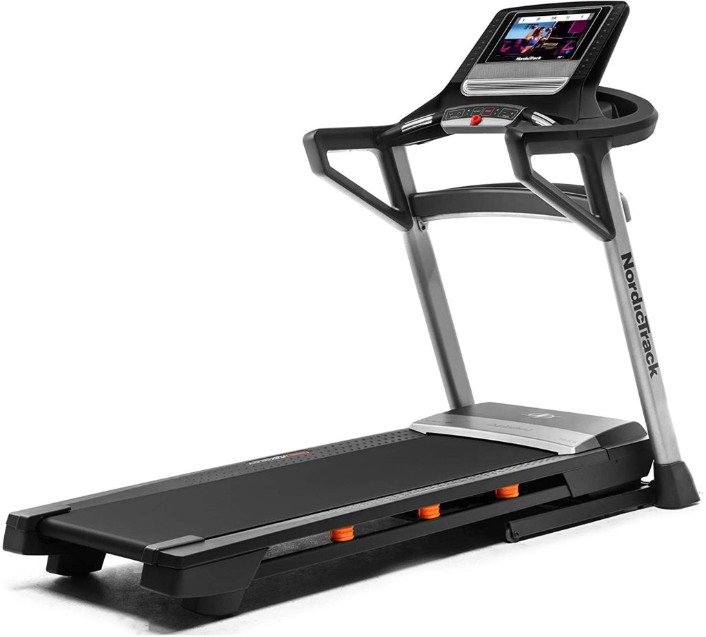 Best Treadmill With Tv Monitor