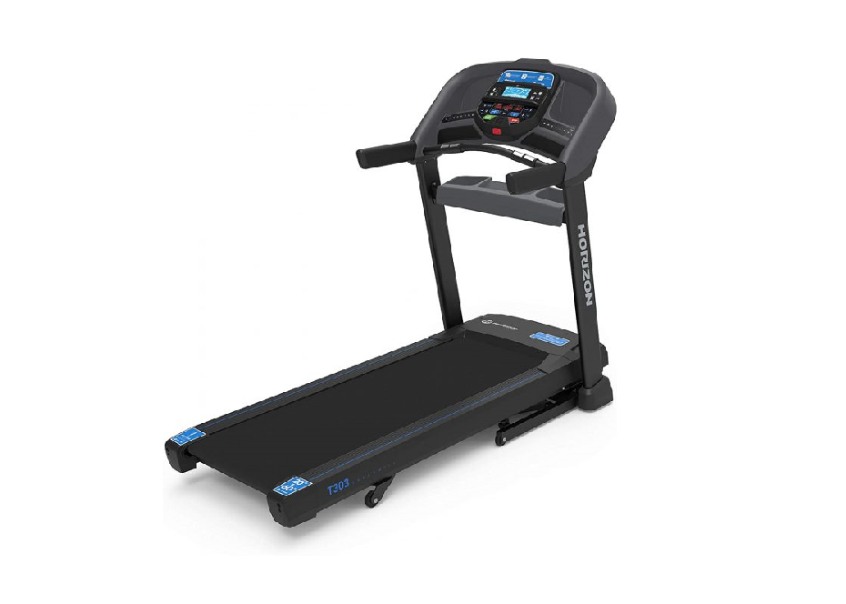 Horizon Fitness T101 Treadmill Review