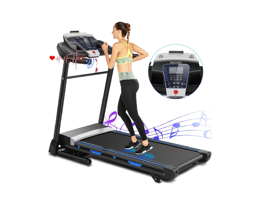Ancheer Folding Treadmill Review
